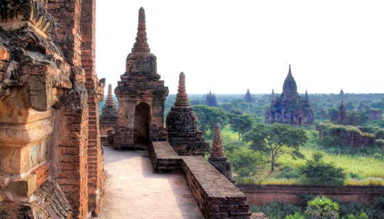 Myanmar Biking Tour